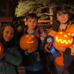Pumpkin carving contest at Gwyn's - All winners!