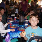 Eric's 7th Birthday at Chuckie Cheeses