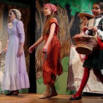 """Janaye in """"Into the Woods"""""""