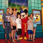 Gotta have a photo op with Mickey!