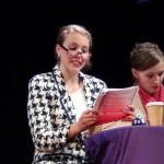 """Janaye as VP Panch in """"Putnam County Spelling Bee"""""""