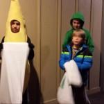 Eric Banana, Alex ??, Trick or Treating