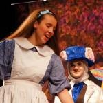 """Janaye in """"Alice in Wonderland"""""""