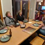 Feb. Sis Leslie visiting Colorado (w/ Jim & Sandy)