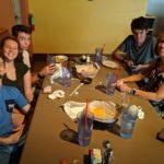 June - Michelle's birthday dinner