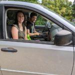 J & J driving to Virginia