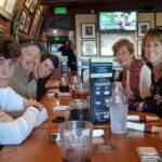 Dan's birthday dinner in Laguna Beach