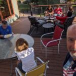 July - 4th of July celebration with Boardwell family