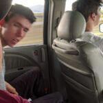 August - Being driven to Idaho by 15 yr old going 75mph!!