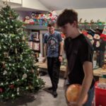 Christmas decoration time