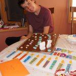 Alex's 15th Birthday
