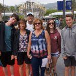 June - Universal Studios
